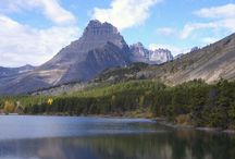 Exploring Glacier National Park / Montana's Glacier National Park is a scenic wonder with plenty of outdoor adventures. )ur pins will give you ideas for exploring Glacier National Park. / by My Itchy Travel Feet