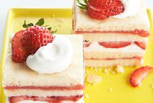 Desserts / by Michelle Sullins
