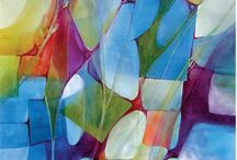 abstract art / by Cindy Arnold