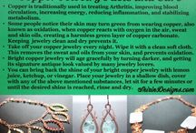 Jewelry Facts / by Shirin Designs