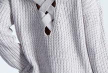 Sweaters / by Blayne Nichol