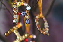 ornaments / by JoAnn DiMaria Baird