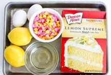 Sweet treats / by Brianna Lane