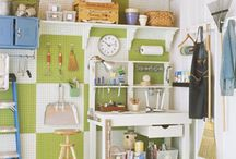 Organizing: garage / by Crystal Miller