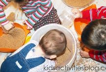 kid crafts / by Brooke Gustafson