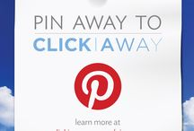 Pin Away to Click Away / Dedicated to the ClickinMom's Click Away Conference in Utah!! / by Nikole Bordato