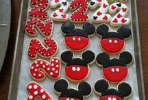 Mickey Mouse party / by Jennifer Carroll @ Celebrating Everyday Life
