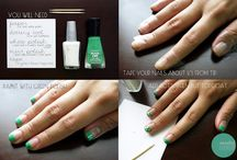 Beauty - Nail Designs / Nail design ideas / by Julie Ching