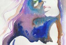 Art that I love / art / by Anita Mays