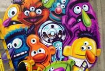 Street Art / by Marci Warren-Elmer