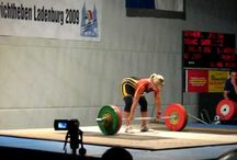 Crossfit/Lifting / by Alaide Cordon