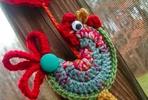 Knit,crochet and tat / by Susan Shumaker