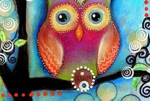 Owl-a-rific / by Miriam Sariol