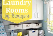 Laundry Rooms / by Shannon Voss