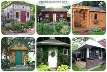 sheds / by Brian