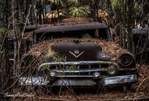 Rusted & Forgotten / Sad but enjoy / by D.R. Shoemake
