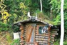 Cabin getaway / by Jenni Sanzotera