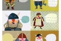 my viking / by Lindsay Ostrom