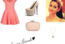 Ariana grande <3  / by jessica olguin