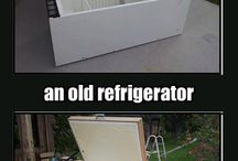 Awesome ideas! / by Vikki Pirie