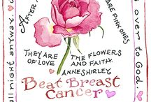 Breast Cancer Awareness / by Karen Daugherty