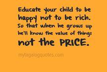 Inspirational Quotes / Inspirational Quotes / by Pinoy Quotes