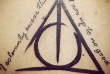 Harry Potter / by Elise Myers