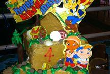 Birthday Party Ideas / by Brandi Curley