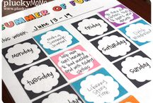 printable smart stuff / by Leslie @ Chips Off The Old Block