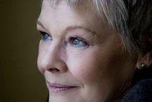 Dame Judy Dench / by Rose Morgan