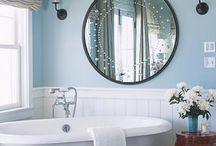 DECOR: Mirror, Mirror On the Wall / #Mirrors #Interior Design / by Terri Davis Art + Design