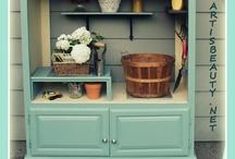 gardening / by daniele bonneau