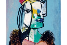 ART ED: Cubism / Starting a new unit with my 6th graders.... / by Martha Cole
