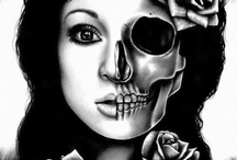Art: Drawing / by The Hip Housewife | Rachel Viator