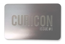 Curicon Limited Edition Metal Cards / by Curicon
