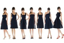 Bridesmaids dresses / by Jasmine Cuesta