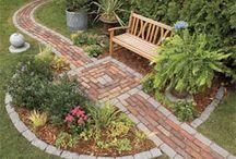 Porch, Yard and Gardening Stuff / by Tammy Allen Shamblin