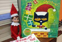 Elf on the Shelf  / by Megan Morgan