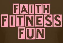 FItness / by Tabitha Jenkins