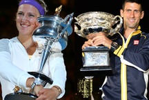 The Most Awesomest / Our past champions.  / by #SonyOpenTennis
