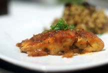 Middle Eastern Seafood Dishes / by MidEats
