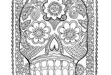 Moldes y patrones / Moldes para manualidades / by Carmen Clementina