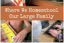 Home School / by Brittney Smith