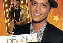 Bruno mars / by paige woody