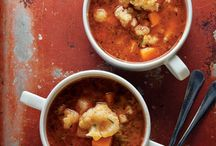 Soups/Stew/Chilies / by Kirsty Blue