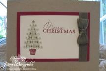 christmas cards / by Fiona Hughes