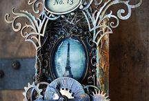 Clocks / by Tina Sandlin