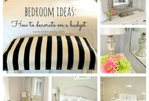 Bedroom makeover / Dreams for the bedroom..!! / by Corinna Moxon