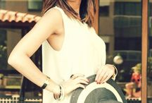 Street Style / the most catchy street style of women's design . / by ♥Jessica ✿ Alba♥