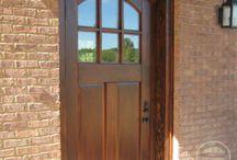 house doors / by Jennifer Scranton-Watson